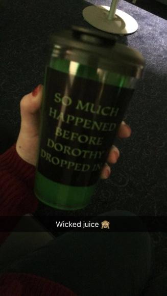 Wicked Juice