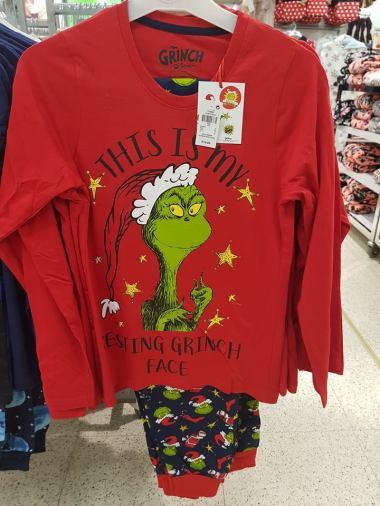 Grinch Pj's